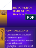 Power of Baby Steps.ppt