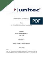 S8- Tarea 8.1 El cambio en las empresas