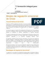 2.1.12 Modelo de regulación emocional de Gross