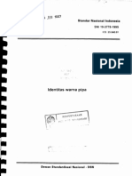 SNI 19-3778-2005 - Identitas Warna Pipa