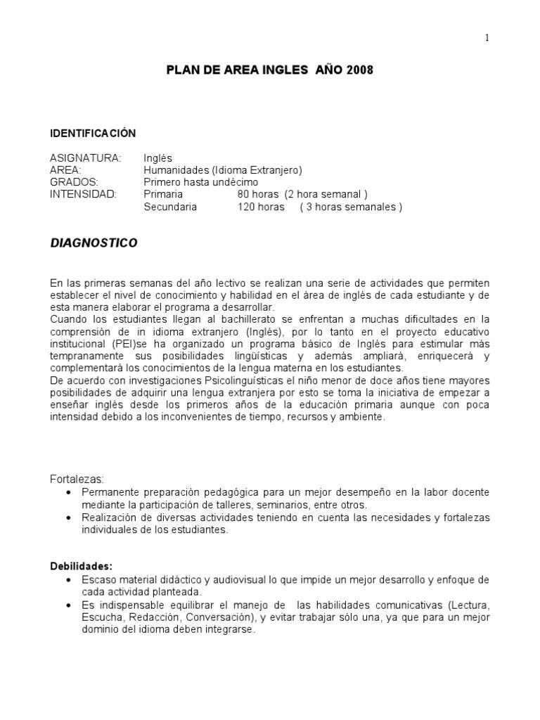 Hermosa Plantilla De Plan De Lección Estándar Molde - Ejemplo De ...