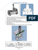 Gas pressure regulator FRU Dung