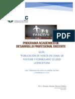 guia formulario 12-2020 padep