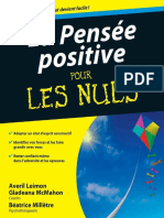 EBOOK Averil Leimon - La  pensee positive pour les nuls.pdf