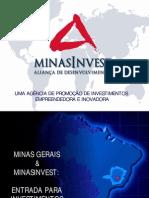 MINASINVEST APRESENTACAO GERAL
