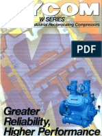 MYCOM Refiprocating Compressor M_manual | Gas Compressor | Cylinder