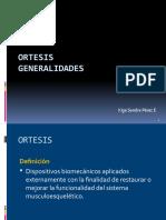 clase 1 Ortesis