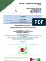 DCFA 110201 Agenda
