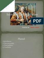 Istorie cl.6