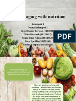 Healthy aging with nutrition (nutrition coummunity)