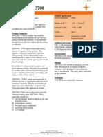 AFCONA - 3700 TDS eng