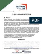 10 - Ciclo da Maestria - Passos 3, 4 e 5