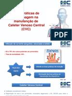Aula PDF - Cateter Venoso Central