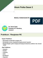 praktikum RC