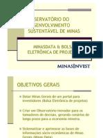 OBSERVATORIO DO DESENVOLVIMENTO