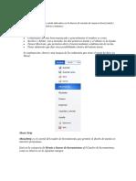 VB MENUS PDF