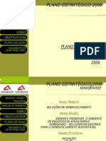 PLANEJAMENTO ESTRATEGICO 2006 MINASINVEST PDF