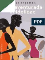 BIENAVENTURADA INFIDELIDAD. Salomon (2005). Indice.pdf