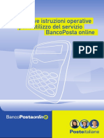 Guida lettore Bancopostaonline