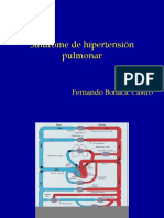 4.5 Sindrome de hipertensión pulmonar clase