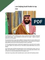 Saudi NEOM Nuclear | Saudi NEOM China