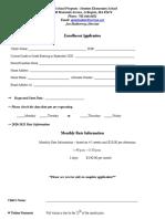 covid afterschool enrollment application 2020  2
