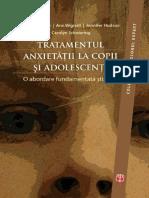 Ronald M. Rapee & Ann Wignall -Tratamentul anxietății la copii și adolescenți