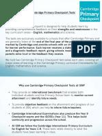 cambridge_primary_checkpoint_tests_presentation_2019_