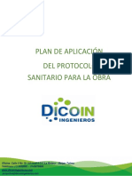 PLAN DE APLICACIÓN DEL PROTOCOLO DE SEGURIDAD DICOIN