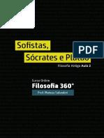3. Sofistas, Sócrates e Platão.pdf