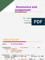 Building Economics and Value Management