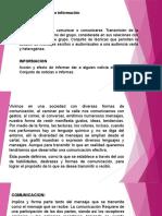 1.4. Comunicacion e Información