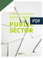 Service Design Impact Report