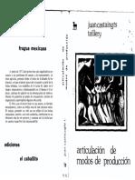 J. Castaingts Teillery. Articulación de modos de producción.pdf