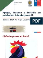 Apego Trauma y Suicidio Longavi