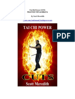 Tai Chi Power Cuts by Scott Meredith