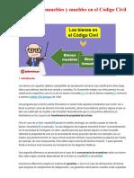 Los bienes inmuebles y muebles en el Código Civil peruano.docx
