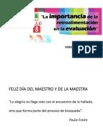 REBECA ANIJOVICH IMPORTANCIA DE LA RETROALIMENTACIÓN EN LA EVALUACIÓN_EQUIP._SEC_UGELAREQUIPANORTE