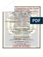 LOVE COMPLETES THE TORAH