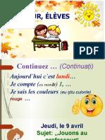 La beaute de la France, les noms et les prenoms francais.pptx