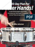 Mike Johnston 10 Day Faster Hands