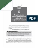 1-Design Science Research Método de Pesquisa para Avanço da Ciência e Tecnologia