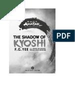 shadow of kyoshi libro español