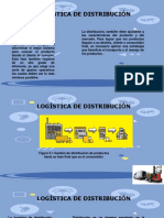 Clase de logistica de distribucion y modelos.