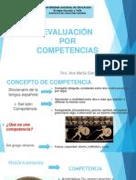COMPETENCIAS Y SU EVALUACIÓN