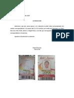 Autorización - Arichuna-1