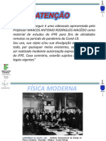FISICA MODERNA - INTRODUÇÃO HISTÓRICA (1) (1).ppt