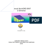 Manual-AutoCAD-2007 2D