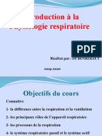 8-introduction à la physiologie respiratoire