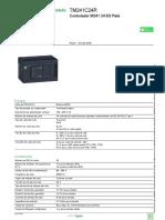 Controlador Lógico Modicon M241_TM241C24R